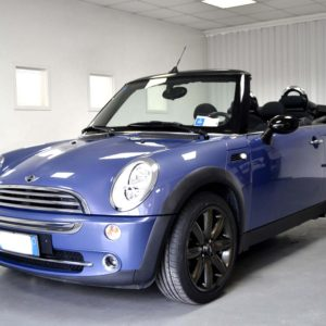 BMW Mini Cabriolet (SOLD)