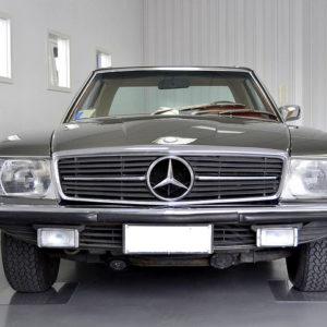 Mercedes Benz 350 SL