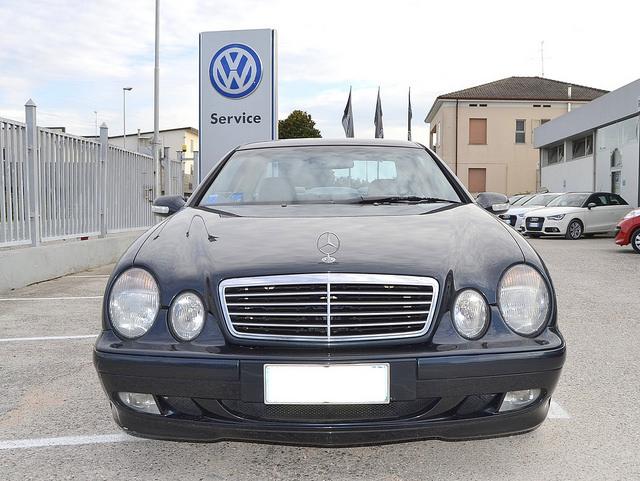 Mercedes Benz CLK 163cv