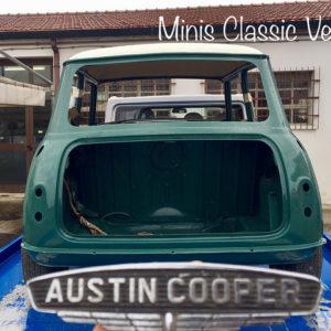 Mini Cooper S 1275cc MK1