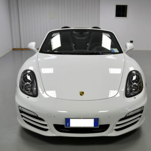 Porsche Boxter 981