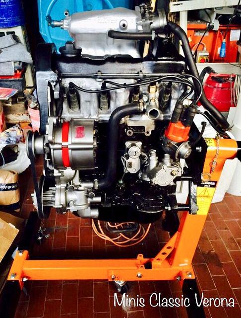 Restored Engine VW GTI MK1 1.8 CC