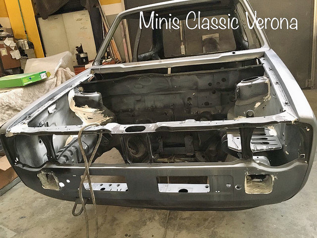 Restored VW Golf GTI MK1