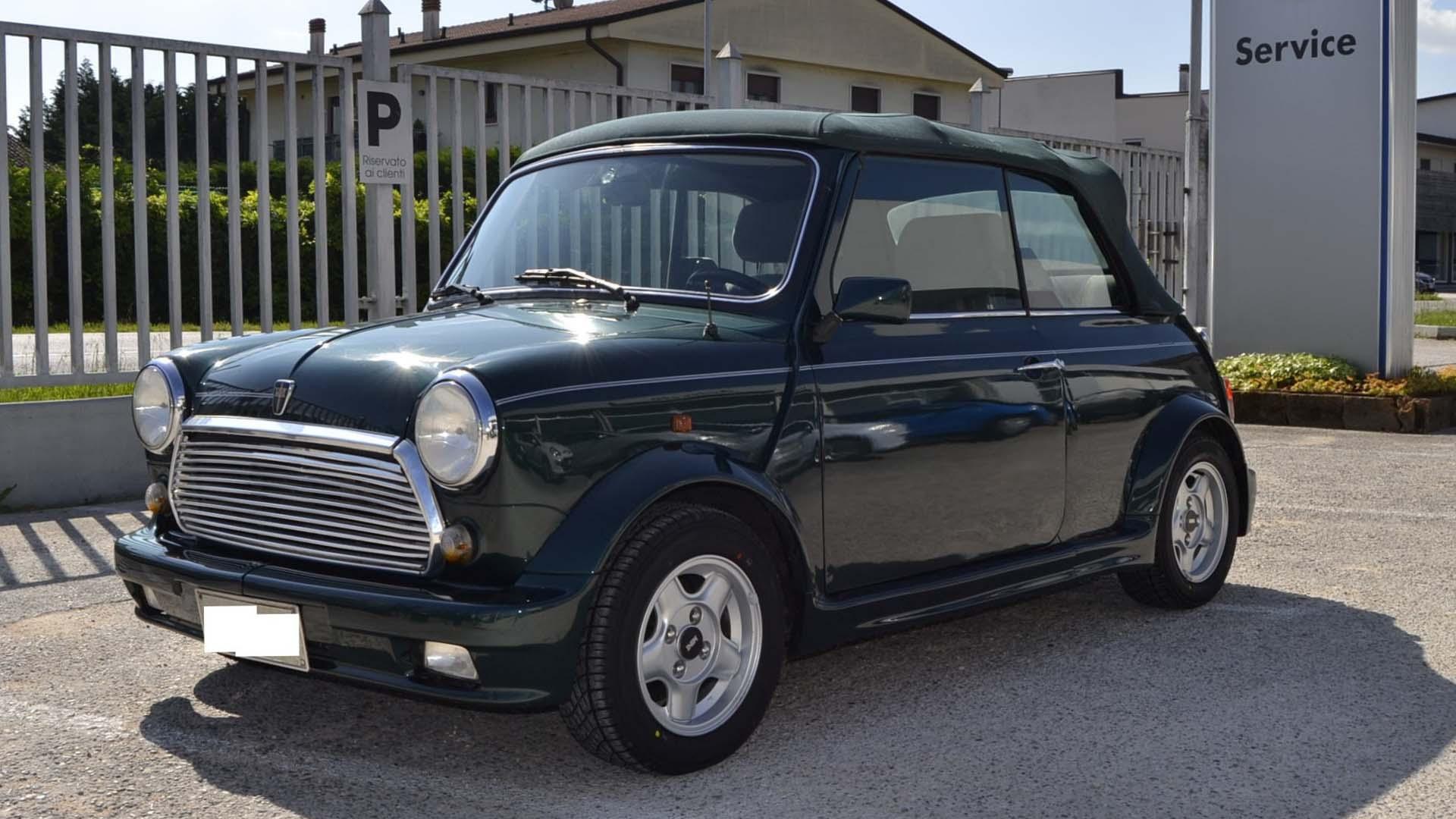 Restauro Vendita Mini Cooper Depoca Minis Classic Verona